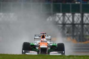 British Grand Prix: Force India's James Rossiter to make debut in Friday practice