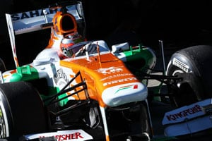 Sahara Force India wary of Sauber catching up