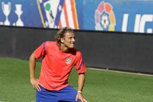 Forlan ruled out of Champions League group stage