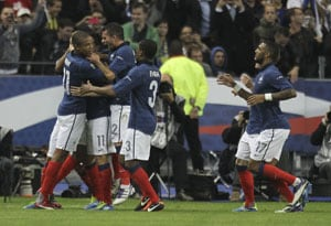 France makes Euro 2012, Portugal in playoffs