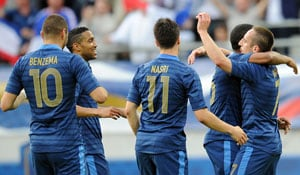 France back on Euro track with victory over Serbia