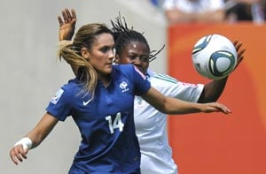 Germany, France win on opening day