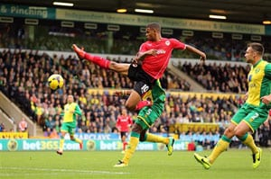 Norwich City held 0-0 by Cardiff in Premier League