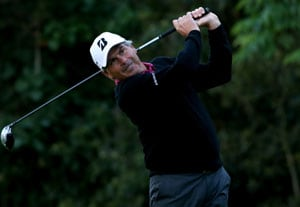 Fred Couples leads record six over-50s in Masters cut