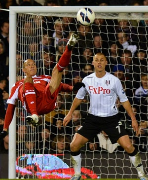 EPL: QPR remain in trouble after loss to Fulham