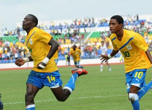 Outsiders Gabon reach Olympics for first time