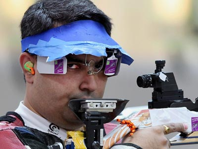 Gagan Narang wins 10m Air Rifle Bronze, fetches first medal for India