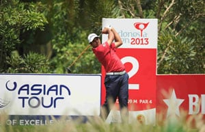 Gaganjeet Bhullar recovers to share lead after Round 3 in Indonesia Open