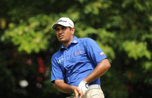 Gaganjeet Bhullar slips to tied 18th after second round at WGC-HSBC Champions