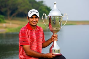Golfer Gaganjeet Bhullar all set to defend Macau Open title