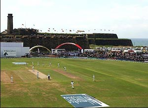 ICC warns Sri Lanka over 'poor' quality of Galle pitch