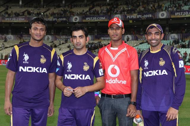 Kolkata Knight Riders Player Robin Uthappa Relishing Opener's Role With Gautam Gambhir