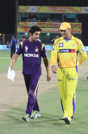 Kolkata Knight Riders Return to Eden, Face Chennai Super Kings