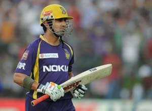 KKR looking listless, Gambhir is frustrated: Gavaskar