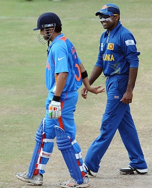 World Twenty20 warm-up: India beat Sri Lanka, Gautam Gambhir injured