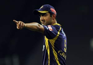 IPL 6: Gautam Gambhir says no harsh words exchanged with Rahul Dravid, I respect him