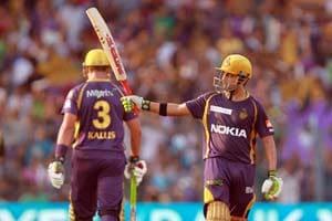 IPL 2013: Gambhir pleased as punch, Sangakkara wants batsmen to improve