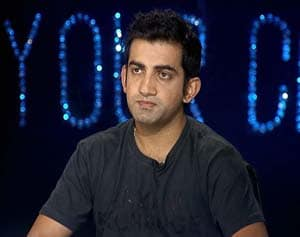 Gambhir wants action against dope offenders