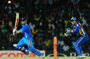 3rd ODI: Statistical highlights from India's win against Sri Lanka