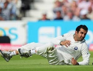 10-day rest and medication for Gambhir