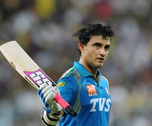 Sourav Ganguly calls time on glittering career
