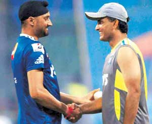 With 'MS Dhoni's men' around, Harbhajan Singh not on selectors' radar: Sourav Ganguly