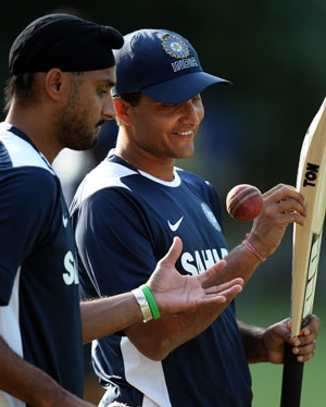 Sourav Ganguly taught us how to win outside India, says Harbhajan Singh