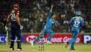 IPL 5: Ganguly takes Pune to a 20-run win against Delhi