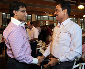 Tendulkar will respond fittingly to critics: Sourav Ganguly