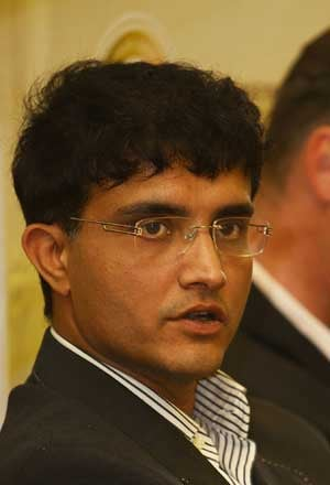 Sachin is a phenomenon, says Ganguly
