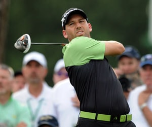 Sergio Garcia back on course at Augusta National