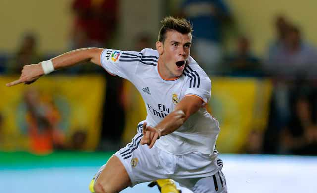 Gareth Bale targeting Real Madrid revenge against Borussia Dortmund