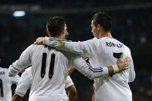 Ancelotti wants balance to Gareth Bale, Cristiano Ronaldo brilliance