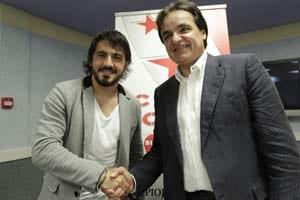 Gennaro Gattuso signs for Swiss club FC Sion