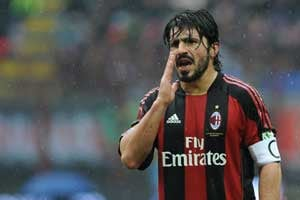 Gattuso given all clear despite double vision