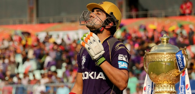 IPL 2014: 'Wondrous' Wednesday for Kolkata Knight Riders' Gautam Gambhir