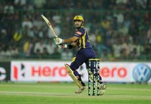 Gambhir's superstition with pads works for Kolkata