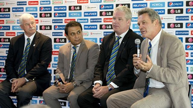 Sunil Gavaskar tips big Indian crowds at 2015 World Cup in Australia, New Zealand
