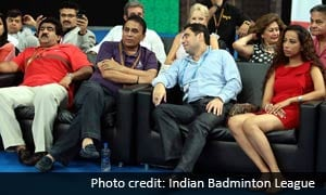 Indian Badminton League hailed as success despite China snub
