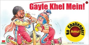 IPL 2013: How to stop Chris Gayle? Have fielders in the stands, says Gavaskar!