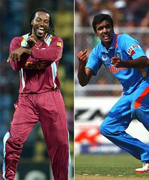 Gayle vs Ashwin, Kohli vs Narine, Dhoni vs Bravo - Super Sunday's big fights in ICC World Twenty20
