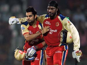 Leading RCB will help Kohli to take over from Dhoni: Jennings