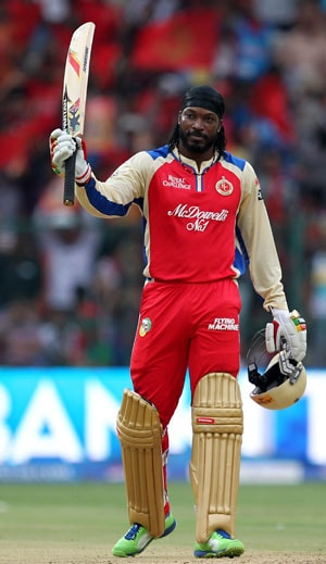 IPL stats: Gayle's record fastest ton, Bangalore's biggest win