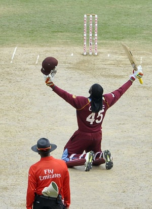 Who will stop the Gayle force winds in the Caribbean?