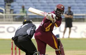 Another ODI, another defeat for New Zealand in West Indies