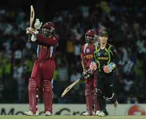 World T20 Semi-Final: Chris Gayle, West Indies smash Australia; meet Sri Lanka in final