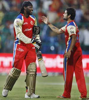 Royal Challengers eyeing revenge against Rajasthan Royals