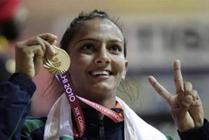 Geeta Phogat to spearhead Indian women's challenge at Asian Wrestling Championship