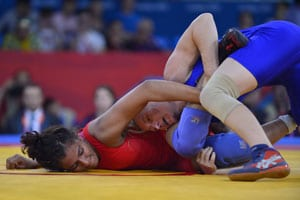 London 2012 Wrestling: India's Geeta Phogat vows to wrestle on