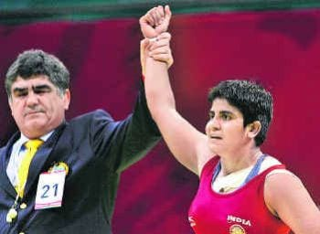 After winning case against federation, wrestler's Olympic dream hit by visa roadblock